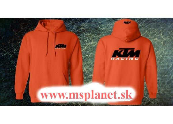 Mikina MSP s motívom KTM Racing