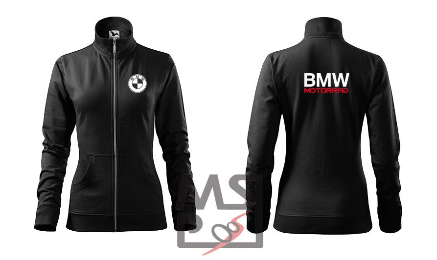Dámska mikina MSP s motívom BMW