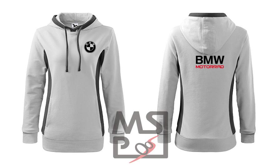 Dámska mikina MSP s motívom BMW 2