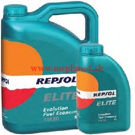 Repsol Elite Evolution Fuel Economy 5W30 1L