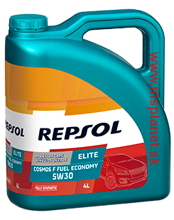 Repsol Elite Evolution Fuel Economy 5W30 4L