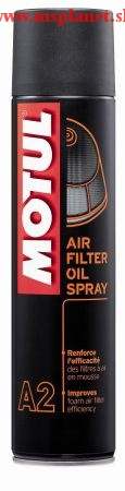 MOTUL Air Filter Spray 0,4l