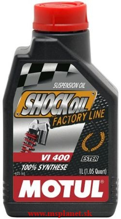 MOTUL Shock Oil Factory Line 1l